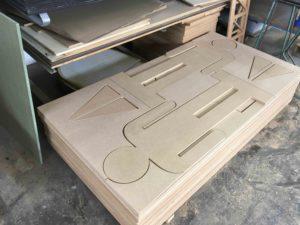 Verrassend Uw specialist in CNC houtbewerking | Jules Dock Shaping JH-44
